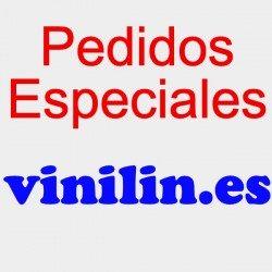 PEDIDO ESPECIAL MAIL/TELEFONO